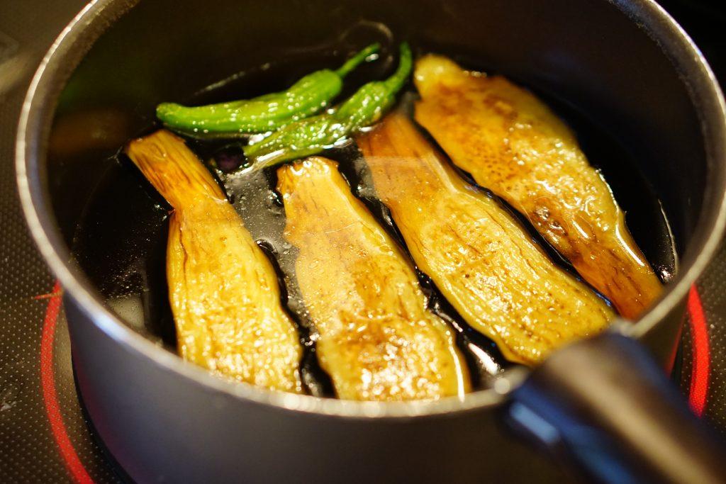 Eggplant Agebitashi - Step2