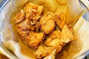 Chicken Tatsutaage (aka Karaage) - Step3