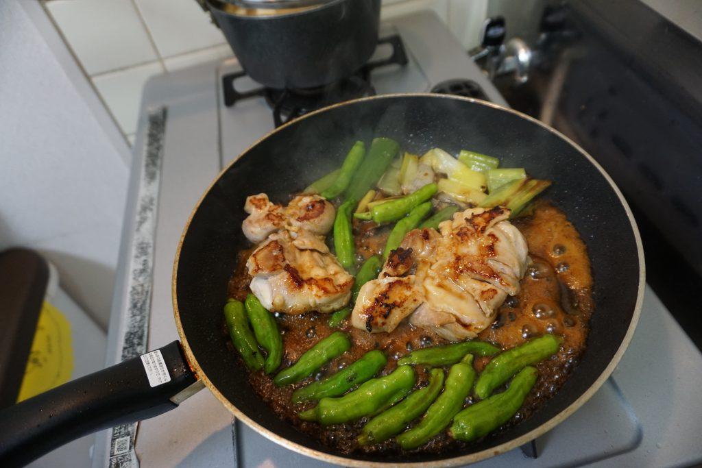 Teriyaki Chicken - Step3