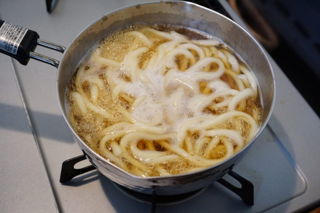 Simple Udon Soup - Step2