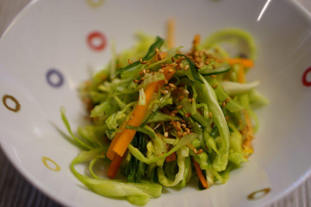 Lightly Pickled Cabbage Salad - Step2