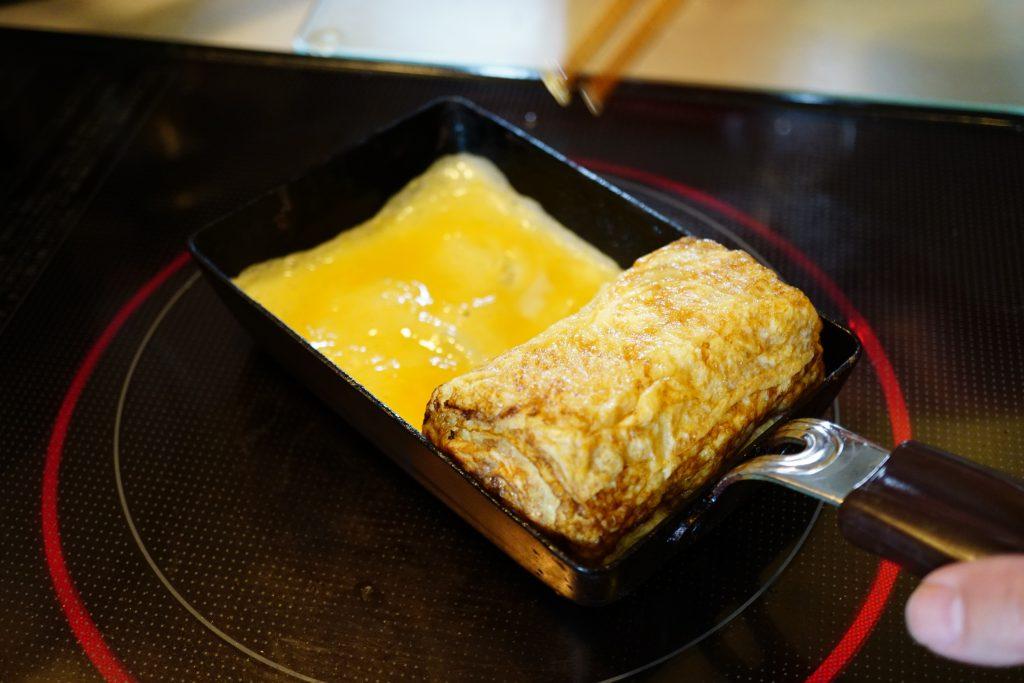 Tamagoyaki - Step3