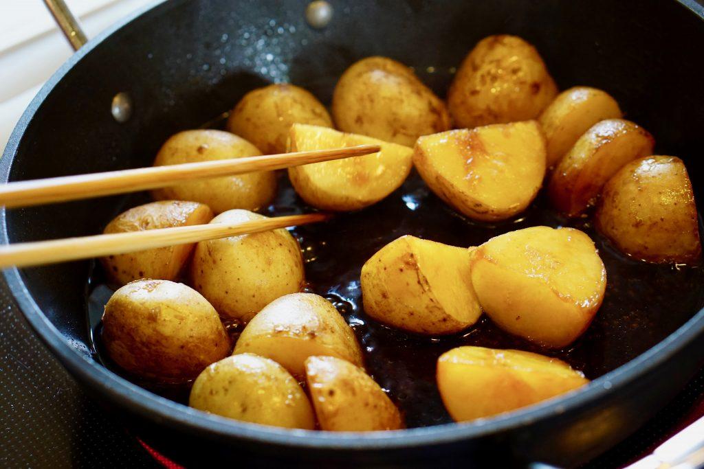 Teriyaki Potatoes - Step3