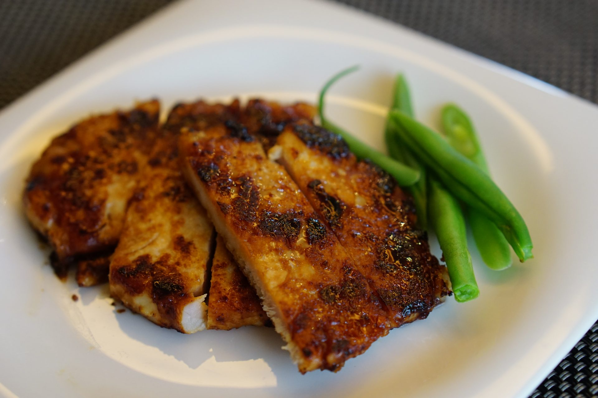 Miso-Marinated Pork