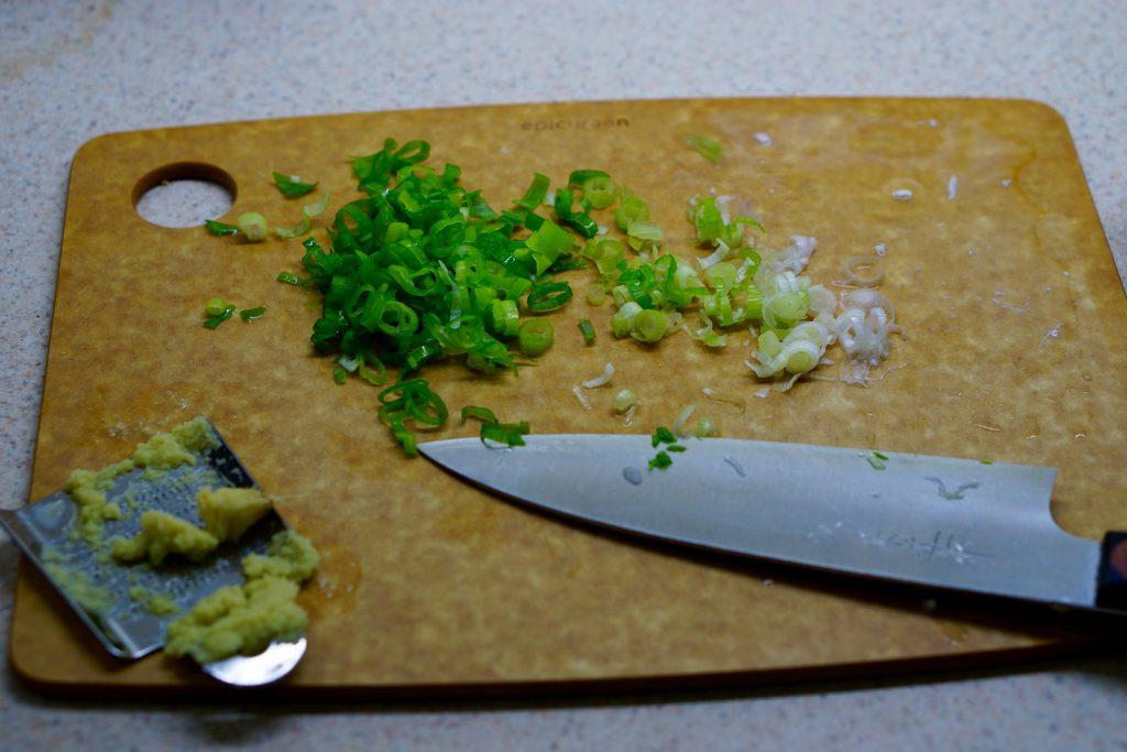 Hiyayakko (chilled tofu) - Step2