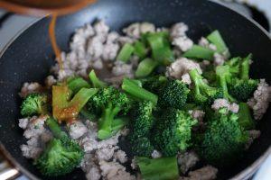 Sweet Miso Broccoli Stir-Fry - Step2
