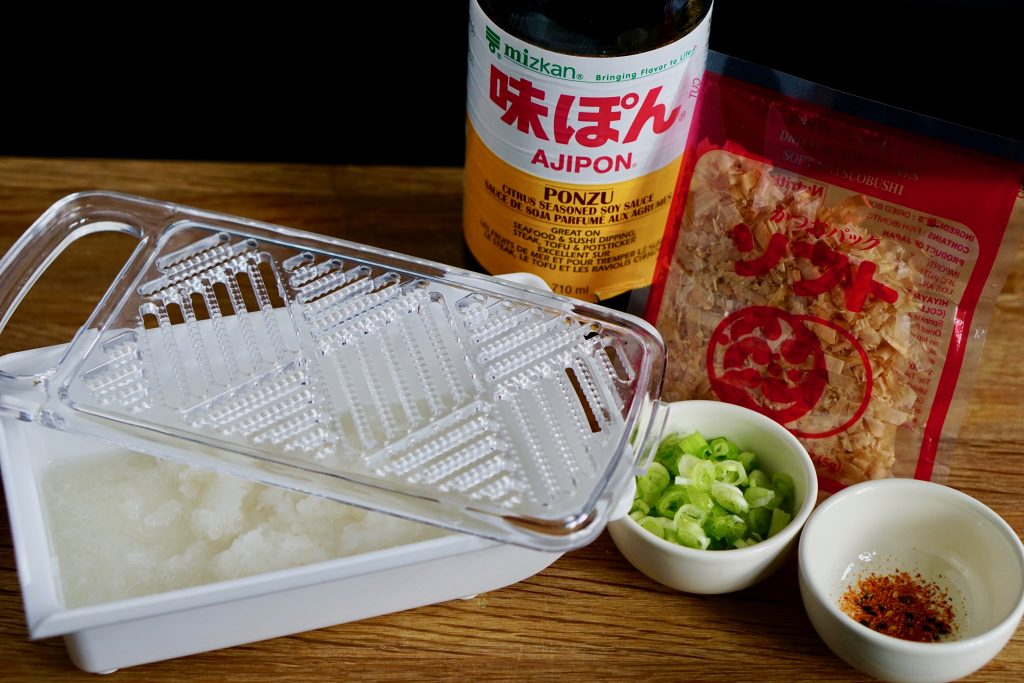 Karami Mochi - Preparation