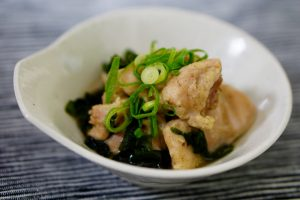 Simple Chicken Jibu-ni