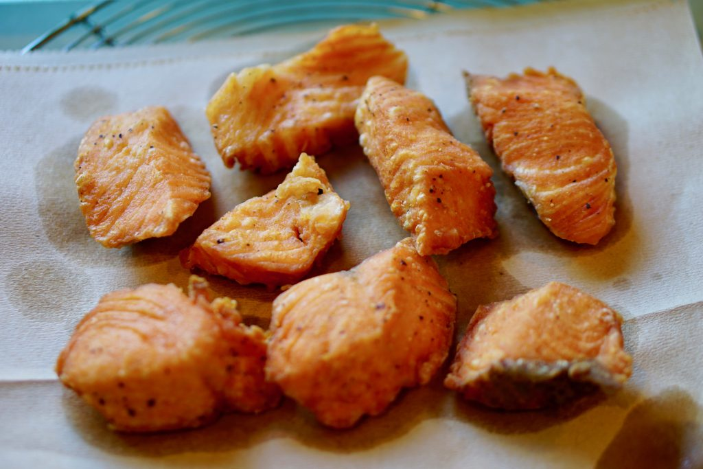 Salmon Nanbanzuke - Step2